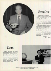 Page 14, 1959 Edition, Upland College - Echo Yearbook (Upland, CA) online yearbook collection
