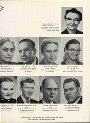 Page 17, 1959 Edition, Upland College - Echo Yearbook (Upland, CA) online yearbook collection