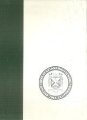 Upland High School - Hielan Yearbook (Upland, CA) online yearbook collection, 1988 Edition, Cover
