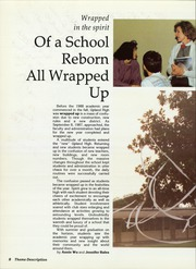 Page 12, 1988 Edition, Upland High School - Hielan Yearbook (Upland, CA) online yearbook collection