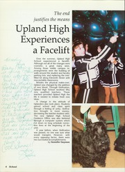 Page 8, 1988 Edition, Upland High School - Hielan Yearbook (Upland, CA) online yearbook collection