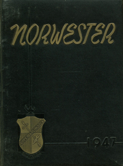 Upper Arlington High School - Norwester Yearbook (Upper Arlington, OH) online yearbook collection, 1947 Edition, Cover