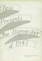 Page 7, 1947 Edition, Upper Arlington High School - Norwester Yearbook (Upper Arlington, OH) online yearbook collection