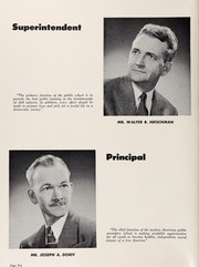 Upper Arlington High School - Norwester Yearbook (Upper Arlington, OH) online yearbook collection, 1955 Edition, Page 14