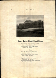 Upper Darby High School - Oak Yearbook (Upper Darby, PA) online yearbook collection, 1925 Edition, Page 8