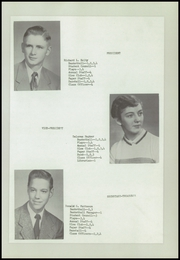 Page 15, 1954 Edition, Urbana Consolidated High School - Echo Yearbook (Urbana, IA) online yearbook collection