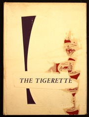 Urich High School - Tigerette Yearbook (Urich, MO) online yearbook collection, 1958 Edition, Cover