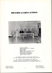 Page 13, 1958 Edition, Urich High School - Tigerette Yearbook (Urich, MO) online yearbook collection