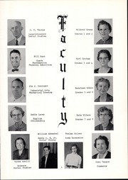 Page 15, 1958 Edition, Urich High School - Tigerette Yearbook (Urich, MO) online yearbook collection