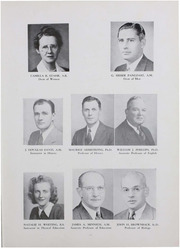 Ursinus College - Ruby Yearbook (Collegeville, PA) online yearbook collection, 1949 Edition, Page 15 of 184