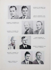 Ursinus College - Ruby Yearbook (Collegeville, PA) online yearbook collection, 1949 Edition, Page 16