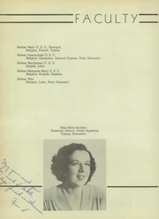 Ursuline Academy - Acres Yearbook (Dallas, TX) online yearbook collection, 1947 Edition, Page 16 of 96