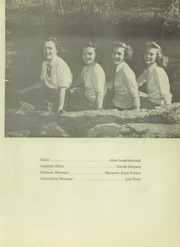 Ursuline Academy - Acres Yearbook (Dallas, TX) online yearbook collection, 1947 Edition, Page 9