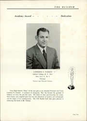 Utica High School - Builder Yearbook (Utica, OH) online yearbook collection, 1946 Edition, Page 9