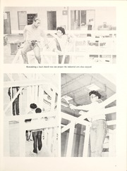 Page 11, 1984 Edition, Utica Junior College - Uticanite Yearbook (Utica, MS) online yearbook collection