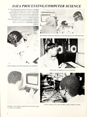 Page 12, 1984 Edition, Utica Junior College - Uticanite Yearbook (Utica, MS) online yearbook collection