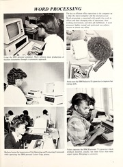 Page 9, 1984 Edition, Utica Junior College - Uticanite Yearbook (Utica, MS) online yearbook collection