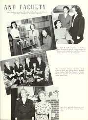 Valdosta State University - Pinecone Yearbook (Valdosta, GA) online yearbook collection, 1948 Edition, Page 15