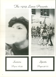 Page 6, 1979 Edition, Valley High School - Lance Yearbook (Lonaconing, MD) online yearbook collection
