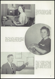 Page 17, 1958 Edition, Valley High School - Saga Yearbook (Albuquerque, NM) online yearbook collection