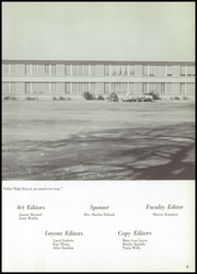 Page 11, 1960 Edition, Valley High School - Saga Yearbook (Albuquerque, NM) online yearbook collection