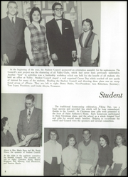 Page 14, 1960 Edition, Valley High School - Saga Yearbook (Albuquerque, NM) online yearbook collection