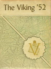Valley High School - Viking Yearbook (Valley Station, KY) online yearbook collection, 1952 Edition, Cover