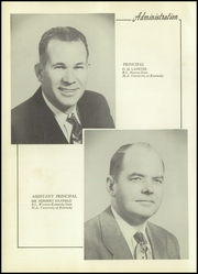Page 10, 1952 Edition, Valley High School - Viking Yearbook (Valley Station, KY) online yearbook collection