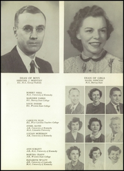 Page 11, 1952 Edition, Valley High School - Viking Yearbook (Valley Station, KY) online yearbook collection