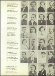 Page 13, 1952 Edition, Valley High School - Viking Yearbook (Valley Station, KY) online yearbook collection