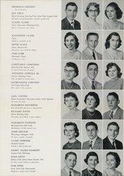 Page 13, 1957 Edition, Van Antwerp Junior High School - Yellow Jacket Yearbook (Schenectady, NY) online yearbook collection