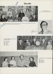 Page 6, 1957 Edition, Van Antwerp Junior High School - Yellow Jacket Yearbook (Schenectady, NY) online yearbook collection