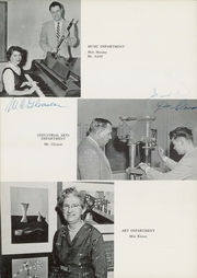 Page 8, 1957 Edition, Van Antwerp Junior High School - Yellow Jacket Yearbook (Schenectady, NY) online yearbook collection