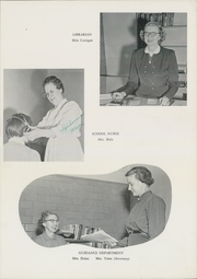 Page 9, 1957 Edition, Van Antwerp Junior High School - Yellow Jacket Yearbook (Schenectady, NY) online yearbook collection