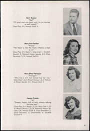 Van Buren High School - Knight Yearbook (Van Buren, OH) online yearbook collection, 1948 Edition, Page 15