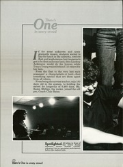 Page 6, 1982 Edition, Van Buren High School - Pointer Yearbook (Van Buren, AR) online yearbook collection