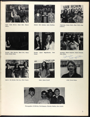 Page 7, 1973 Edition, Van Horn High School - Falcon Yearbook (Independence, MO) online yearbook collection