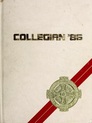 Vancouver College - Collegian Yearbook (Vancouver, British Columbia Canada) online yearbook collection, 1986 Edition, Cover