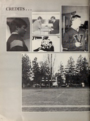 Page 6, 1986 Edition, Vancouver College - Collegian Yearbook (Vancouver, British Columbia Canada) online yearbook collection