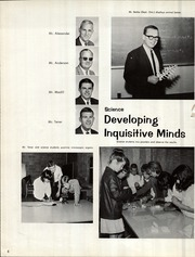 Vandenberg Middle School - Minuteman Yearbook (Lompoc, CA) online yearbook collection, 1968 Edition, Page 10