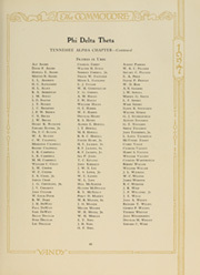 Vanderbilt University - Commodore Yearbook (Nashville, TN) online yearbook collection, 1927 Edition, Page 103