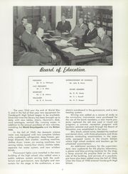 Page 11, 1950 Edition, Vandergrift High School - Spectator Yearbook (Vandergrift, PA) online yearbook collection