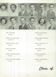 Page 16, 1950 Edition, Vandergrift High School - Spectator Yearbook (Vandergrift, PA) online yearbook collection