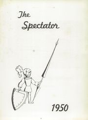 Page 7, 1950 Edition, Vandergrift High School - Spectator Yearbook (Vandergrift, PA) online yearbook collection