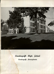 Vandergrift High School - Spectator Yearbook (Vandergrift, PA) online yearbook collection, 1958 Edition, Page 6 of 88