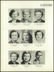 Page 10, 1954 Edition, Varina High School - Varinian Yearbook (Richmond, VA) online yearbook collection