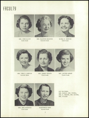 Page 11, 1954 Edition, Varina High School - Varinian Yearbook (Richmond, VA) online yearbook collection