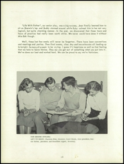 Page 14, 1954 Edition, Varina High School - Varinian Yearbook (Richmond, VA) online yearbook collection