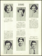 Page 15, 1954 Edition, Varina High School - Varinian Yearbook (Richmond, VA) online yearbook collection
