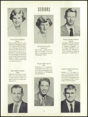 Page 17, 1954 Edition, Varina High School - Varinian Yearbook (Richmond, VA) online yearbook collection